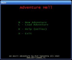 Adventure Hell