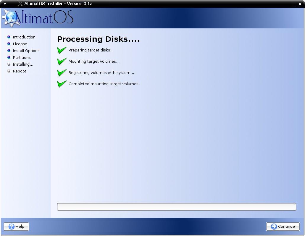 AI - AltimatOS Installer
