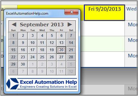 AI List Excel Template (Action Item List)