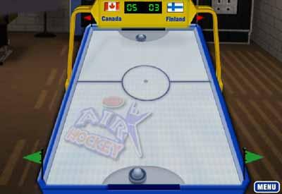 Air Hockey World Edition