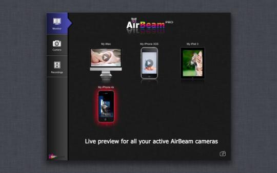 AirBeam Pro