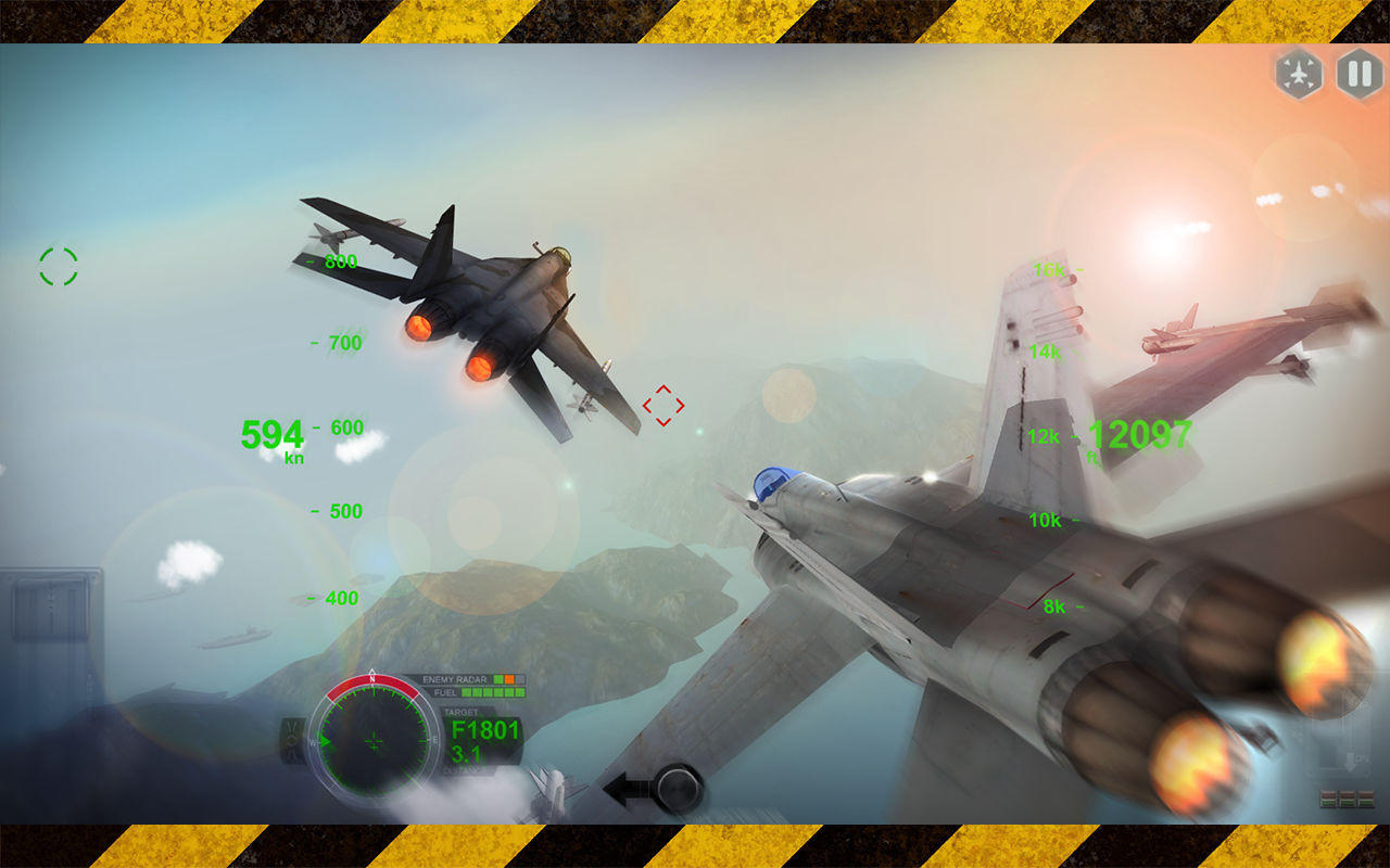 AirFighters - Combat Flight Simulator