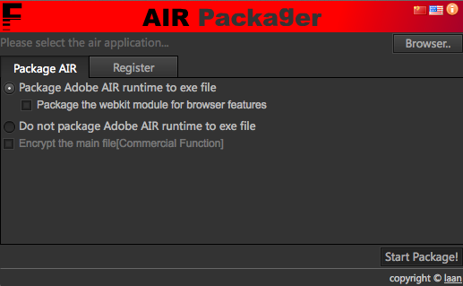 AIRPackager
