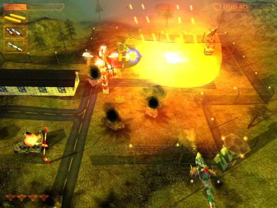 AirStrike 3D: Operation WAT