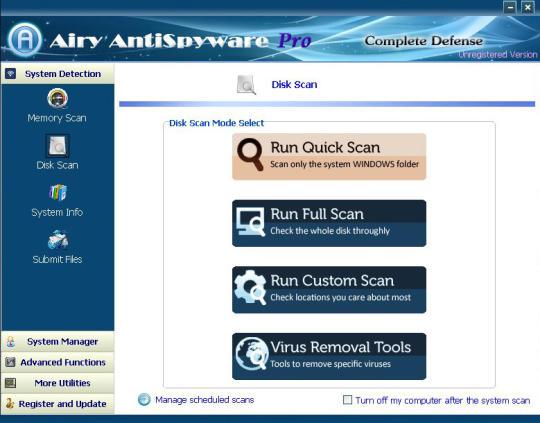 Airy AntiSpyware Pro