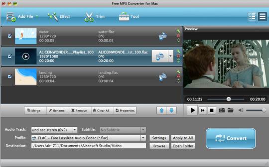 Aiseesoft Free MP3 Converter