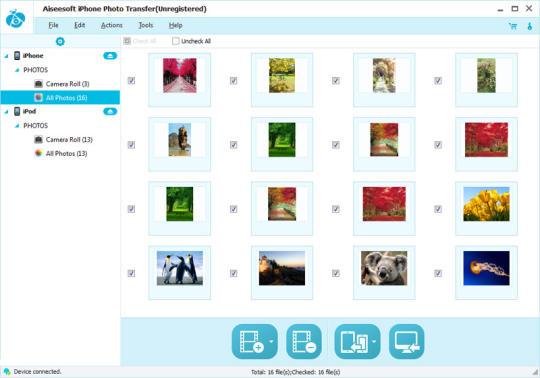 Aiseesoft iPhone Photo Transfer