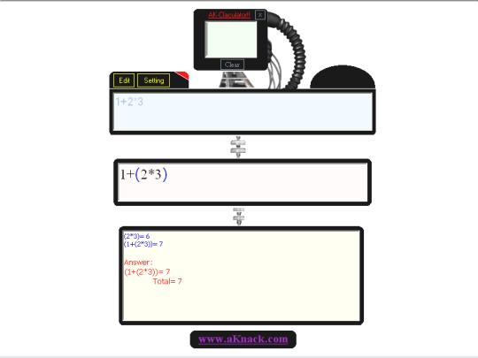 AK-Calculator