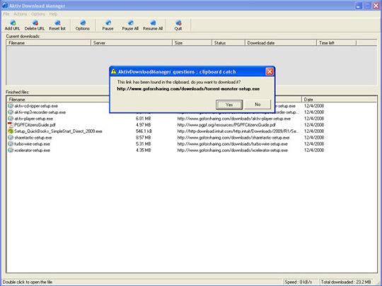 Aktiv Download Manager