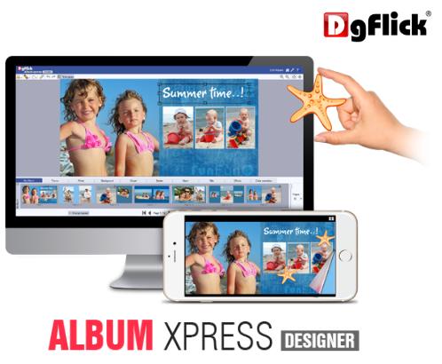 Album Xpress Designer