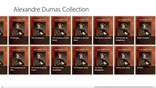 Alexandre Dumas Collection