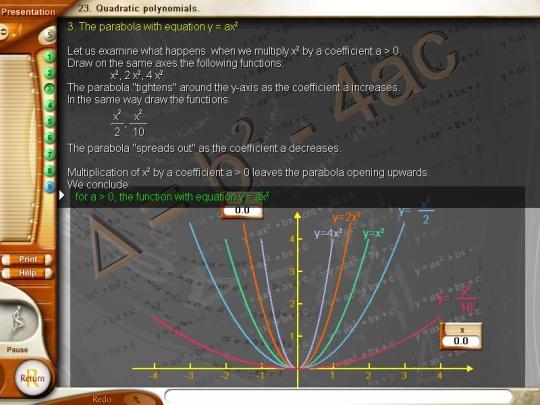 Algebra 2 : Developments and Applications