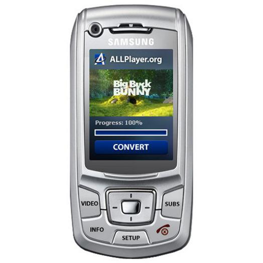ALLConverter to 3GP