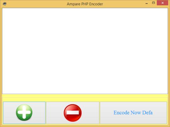 Ampare PHP Encoder