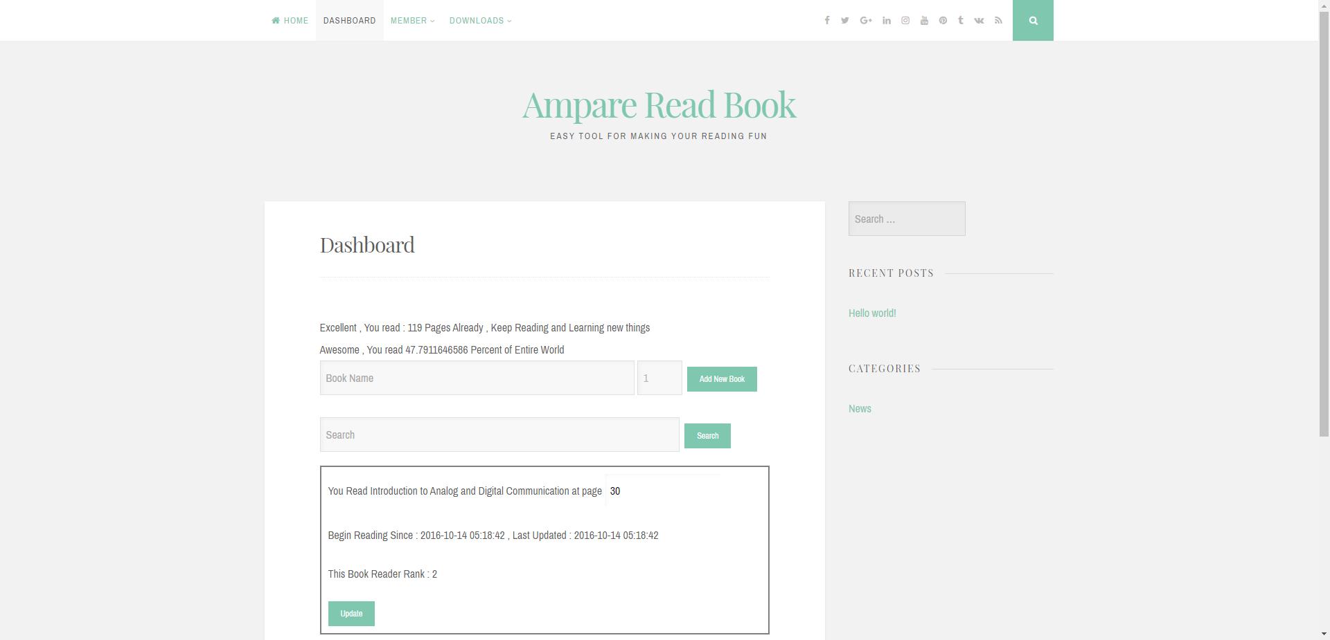 Ampare Read Book