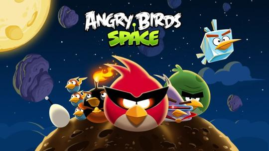 Angry Birds Space For Windows 8
