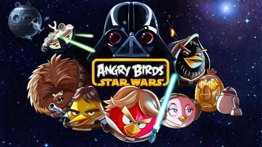 Angry Birds Star Wars For Windows 8