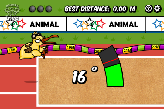 Animal Olympics - Triple Jump