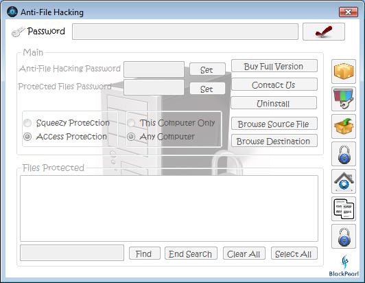 Anti-File Hacking