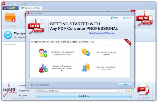 Any PDF Converter