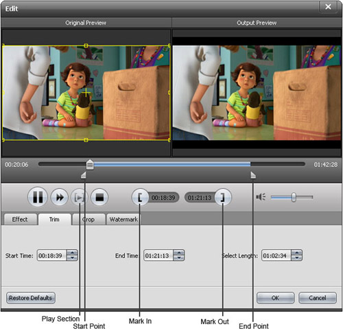 AnyMP4 iPhone 5 Video Converter
