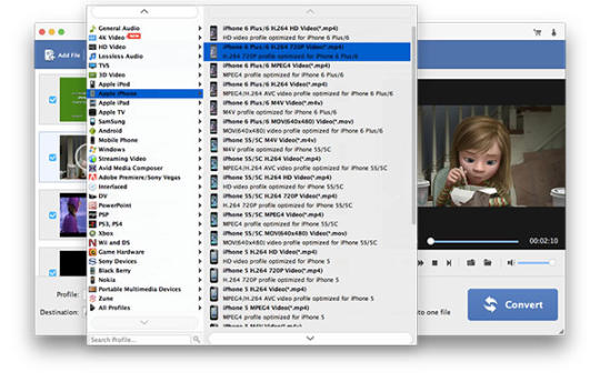 AnyMP4 Mac Video Enhancement