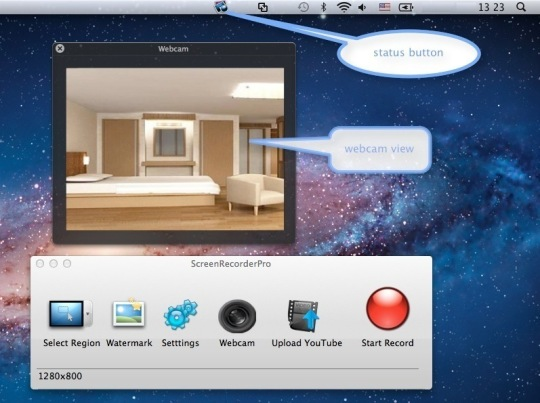 Anytotal Mac Screen Recorder Pro