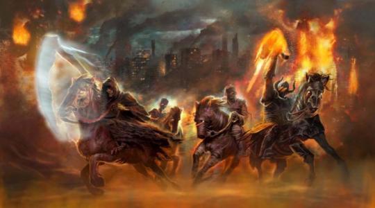 Apocalypse Animated Wallpaper
