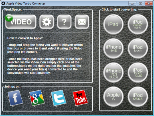 Apple Video Turbo Converter
