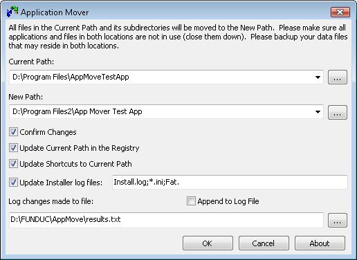 Application Mover Portable (64-bit)