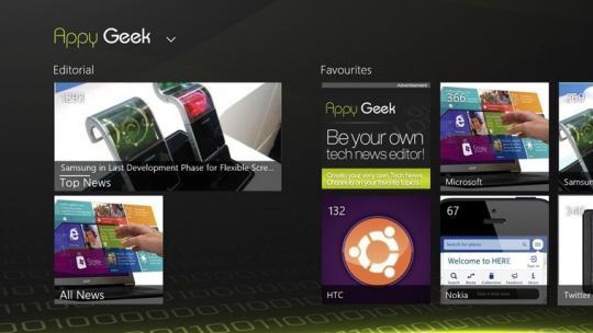 Appy Geek for Windows 8