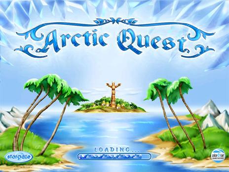 Arctic Quest Game