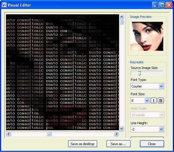 ASCII Art Generator