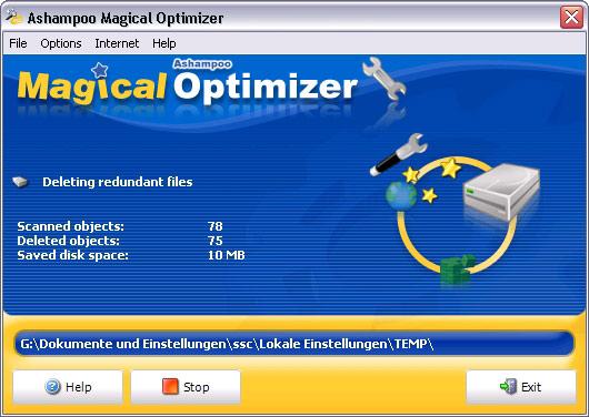 Ashampoo Magical Optimizer