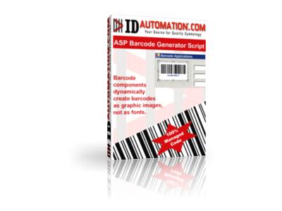 ASP Linear Barcode Generator Script