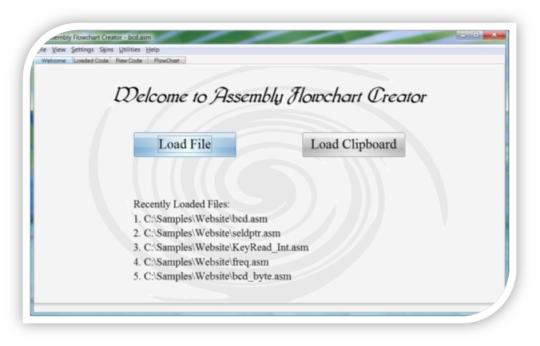 Assembly Flowchart Creator