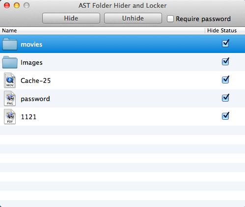 Ast Folder Hider And Locker
