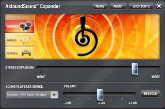 AstoundSound Expander
