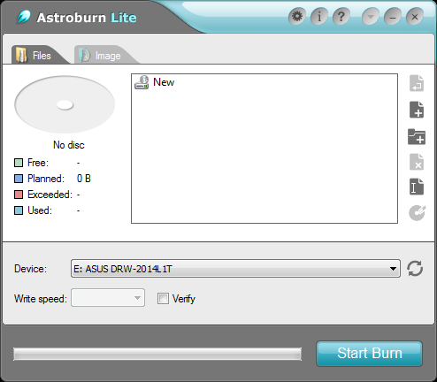 Astroburn Lite