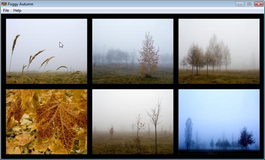 Atrise Foggy Autumn