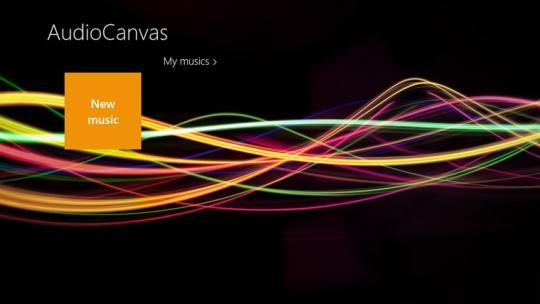Audio Canvas