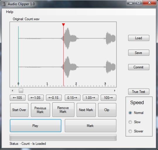 Audio Clipper