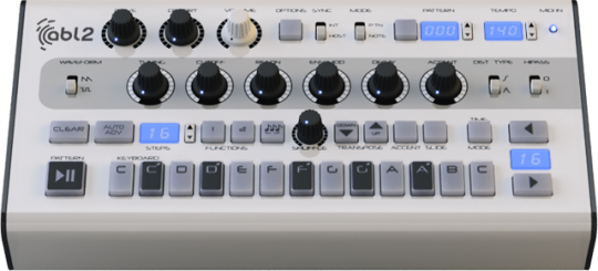 AudioRealism Bass Line 2 (ABL2)