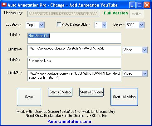 Auto Annotation Pro