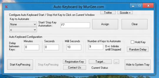 Auto Keyboard