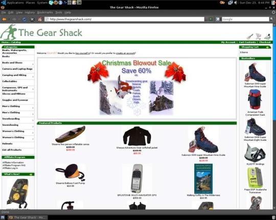Autoload eCommerce Shopping Cart Script