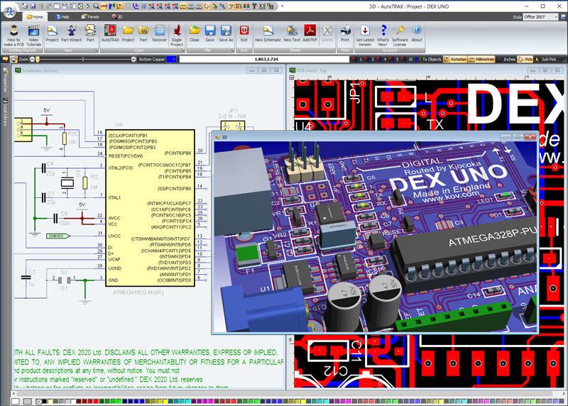 AutoTrax Design Express