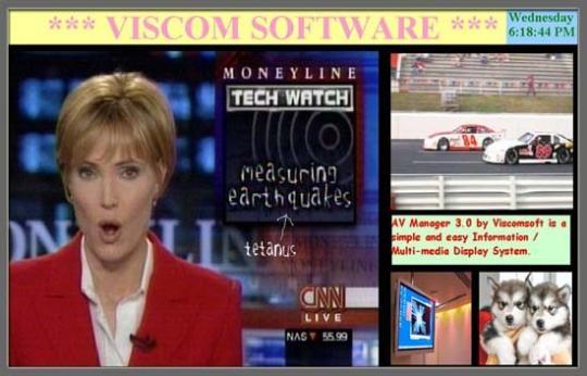 AV Manager Network Version