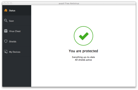 Avast Mac Security 2015