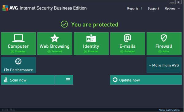 AVG Antivirus Business Edition (64-bit)